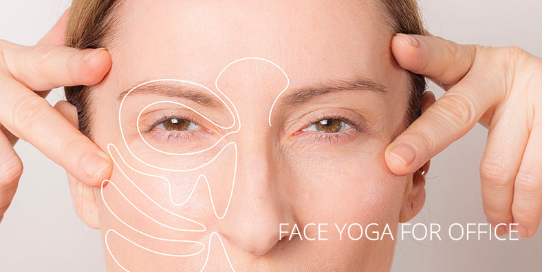 Face Yoga for Office